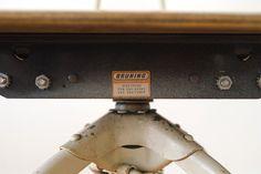 Vintage Bruning Label