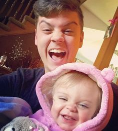 « My Tootie! #NovaleeReign #DaddysGirl »