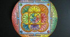 Mandala Lotus Elo Art Mandala - Artiste, créatrice de Mandalas.