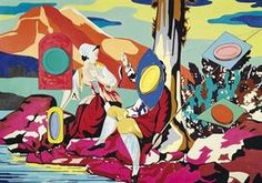 David Salle - Google Image Result for http://img0.oneartworld.com/images/uploaded/large/40788-.jpg