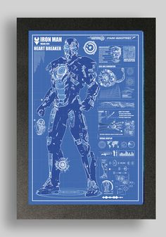 Download iron man blueprints stark industries 17202 8 hd desktop iron man heartbreaker suit blueprints by ryanhuddle on etsy malvernweather Image collections