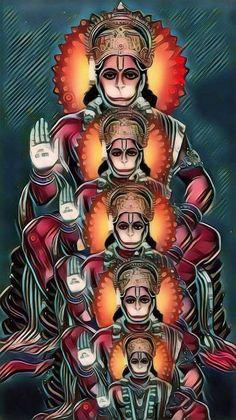 Hanuman Pics, Hanuman Chalisa, Hanuman Images, Durga, Vishnu Mantra, Hanuman Hd Wallpaper, Neem Karoli Baba, Shiva Photos, Monkey Art