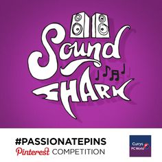 PIN TO WIN! Always looking for speakers with bite, Sound Sharks seek out the biggest and best speakers around. #PassionatePins  #JBL #Sony #SpeakerDock #Win