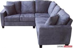 Apartment Size Sectional Sofa On Square 87 X Sized Furniture Pinterest