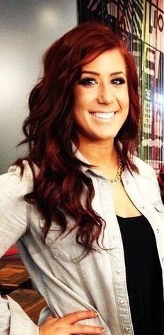 Chelsea houska my style pinterest chelsea red hair and hair chelsea houska love her hair color pmusecretfo Image collections