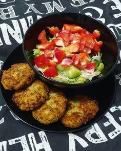 Brokkolis kölesfasírt Tandoori Chicken, Protein, Ethnic Recipes, Food, Essen, Meals, Yemek, Eten