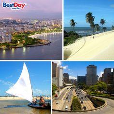 Os lugares mais deliciosos do Brasil!