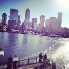Seattle Ferry Terminal