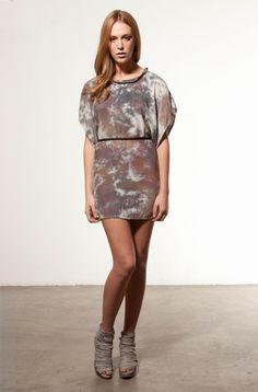 Box dress @ Society for Rational Dress