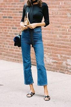 wide legged and cropped | pinned to Nutrition Stripped | Wearing