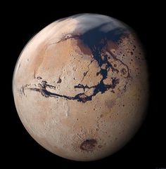 How beautiful Mars looks. It almost looks like a root vegetable, all bathe… Mars. How beautiful Mars looks. It almost looks like a root vegetable, all bathed in red dirt. Cosmos, Space Planets, Space And Astronomy, Eclipse Solar, Planets And Moons, Space Photos, Space Time, Interstellar, Deep Space