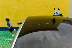 Alex Webb. SOUTH KOREA. Daegu. 2013. #color #street #photography