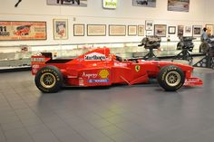 1997 F310B Ferrari F1, ex-Michael Schumacher