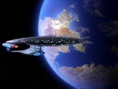 USS ENTERPRISE NCC-1701 D