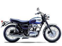 Kawasaki W650 (1999)