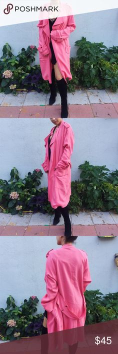 A.L.C Coral Trench Lightweight perfect for spring. Never been worn, no size in size fits like a 12. A.L.C sells at Nordstroms and Nieman Marcus A.L.C. Jackets & Coats Trench Coats