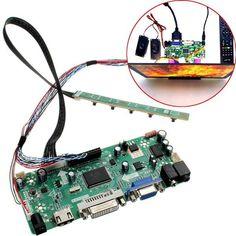 Cheap kit kits, Buy Quality board board directly from China kit modul Suppliers: LCD Controller Board HDMI DVI VGA Audio PC Module Kit For Inch Display Sierra Leone, Seychelles, Belize, Arduino, Uganda, Costa Rica, Cuba, Congo, Montenegro