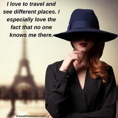 Introvert travel. Do you like to travel alone?