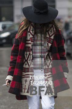 Carlotta Oddi at MILAN FASHION WEEK #MFW Street Style - DAY 6. #BFAnyc