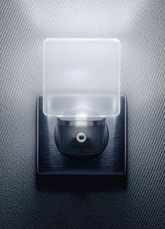 Veilleuse a LED avec detecteur automatique Integral Prise EU 2 broches