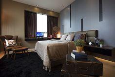 Lovely bedroom.