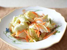 一個好友教我做的台式泡菜,非常爽口.