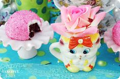 Mad Tea Party 16 by A Fanciful Twist, via Flickr