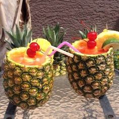 PINEAPPLE MAI TAI 1 oz. (30ml) White Rum 1 oz. (30ml) Dark Rum 1/2 oz. (15ml) Triple Sec 1/2 oz. (15ml) Grenadine 1/4 oz. (7ml) Lime Juice 1...