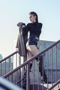 Espionage fashion editorial, spy games, spy girl, raezavel argulla photography