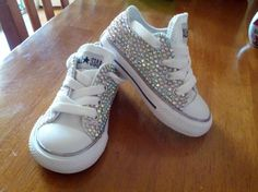 Wedding Reception converse for my daughter