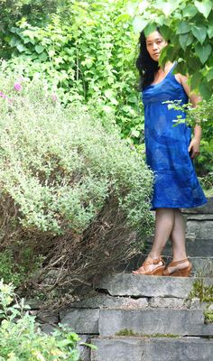 nani IRO month: Mountain View Dress (simplicity 2882)