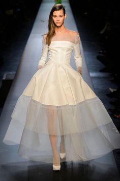 Best bridal couture gowns | Designer wedding dresses | Jean Paul Gaultier jaglady