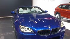 BMW convertible.  It has Got to be blue and it has GOT to be a manual.