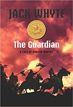 "Read ""The Guardian A Tale Of Andrew Murray Book 3 In Trilogy"" by Jack Whyte available from Rakuten Kobo. From Jack Whyte, the master of the sweeping historical epic, comes the continuing story of two heroes who reshaped and r. Famous Warriors, Sword And Sorcery, Books 2016, Penguin Random House, Mystery Books, Book Cover Design, Used Books, Dark Fantasy, The Guardian"