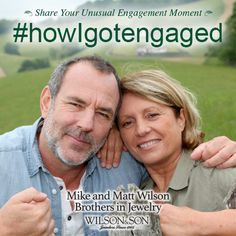 """#howIgotengaged """"He wrote 'Will you marry me?' on the side of a cow. He's a farmer, so..."""" http://qoo.ly/74nzc/0"""