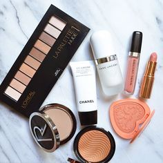 Happy Friday everyone  Here are the products I used today @marcbeauty @chanelofficial @rodialskincare @makeupforeverofficial @toofaced @ctilburymakeup @lorealparisusa #bblogger #bbloggers #beautyblogger #makeup #motd #fotd #makeuplover #makeupaddict #makeupjunkie #charlottetilbury #rodialskincare #marcbeauty #MarcJacobsbeauty #toofaced #makeupforever #loreal #chanel #friday