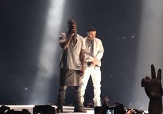 Kanye West Says Drake Took His Spot As Top Rapper (the two loves of my life)