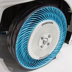Bridgestone's Airless Tires