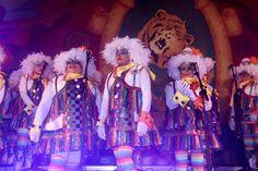 Grupo Mascarada Carnaval: San Bartolomé arranca su Carnaval con la presentac...