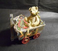 Le chariot de jouets by gilles1953 on Etsy