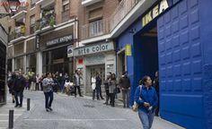 Ikea abrirá el 25 de mayo su tienda temporal en el centro de Madrid