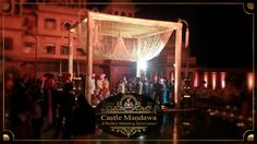 For those who are looking for a #RoyalWedding venue with full of imperial #Luxury, we at Castle Mandawa can fulfill your dream. #SummerWedding  #SummerHolidayResort  #LuxuryWeddingLocation Contact for Booking: http://castlemandawa.com/contact/