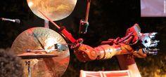 Vive Les Robots! case study: Tales of Future: A Robotic Music Project (2011): http://vivelesrobots-education.dk/english/vive-les-robots!-cases/tales-of-future-a-robotic-music-project