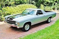 Chevrolet : El Camino