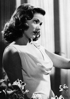 Gene Tierney in Laura, 1944