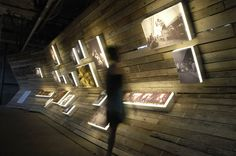 Snapshot Memento: Scenography for a Photography Exhibition