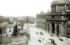 Berliner Schloss, Das fertige Denkmal: Hermann Rückwarth, 1894