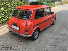 Mini 1275 GTS 1970 — Collectible Wheels Margrave, Mini Clubman, Classic Mini, Mini Me, Cars For Sale, African, Wheels, Mazda, Collection