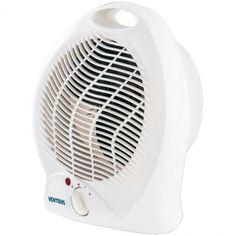 Aquecedor Ventisol Termoventilador Premium - 1500W de Potência, Portátil, Mais Seguro com 4 Níveis de Proteção, Opção de Ventilação e Aquecimento!- A1