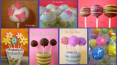 Pint Sized Baker: Cake Pops - Blast From the Past